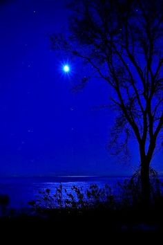 Cool Pictures Of Nature, Moon Pictures, Nature Photos, Zen Place, Blue Artwork, Moon Photography, Beautiful Moon, Blue Life, Pretty Wallpapers