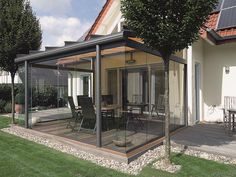 Frameless Glass Room | Frameless Glass Extensions | Leeds