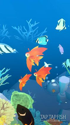 Tap Tap Fish Light Jellyfish New Red Lobsters  Abyssrium Tap Tap Fish  Fish  Pinterest  Red Inspiration