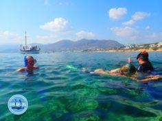Greece Culture, Greece Fashion, Popular Holiday Destinations, Heraklion, Greece Holiday, Crete Greece, Geocaching, Walking In Nature, Snorkeling