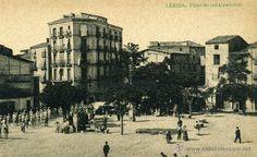 LÉRIDA - PLAZA DE LOS CUARTELES - Foto 1