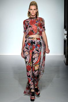 PPQ Spring 2013 Ready-to-Wear Collection on Style.com: Runway Review