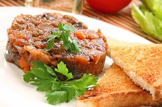 Czech Recipes, Ethnic Recipes, Dumplings, Meatloaf, Salmon Burgers, Salsa, Toast, Gluten Free, Food And Drink
