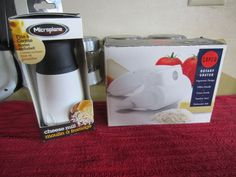 Cheese Mill Grater Combo~Rotary Stainless Steel~Microplane & Copco Cookware~NIB  #MicroplaneCopco