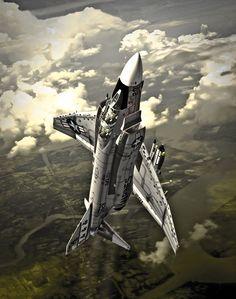 Marine VMFA-333 Fighting Shamrocks F-4 Phantom