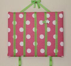 Ella Bow Board Baby Girl Hair Clip Barrette Bow Holder by Framys, $25.00