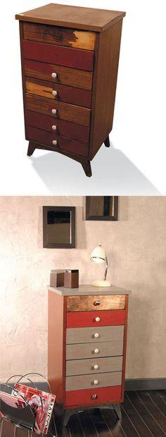 Peindre une table en bois avec la peinture sans d capage - Peinture a craqueler ...