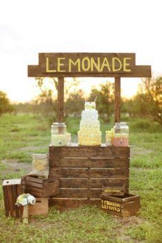 Sommerliche Desserts, Limonaden und Cocktails für Ihre Hochzeit bei heißen Temperaturen! Image: 15