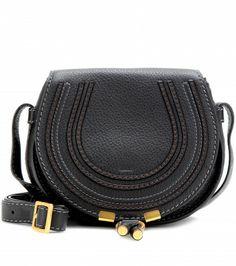 Chloé Marcie Small Leather Shoulder Bag | mytheresa.com