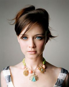 Alexis Bledel by George Holz