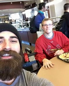 Just another reason why @LindenwoodU is #LikeNoOther: OUR STUDENTS! @Lions_LU #coolbeard