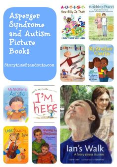 Asperger Syndrome and Autism Picture Books for Children
