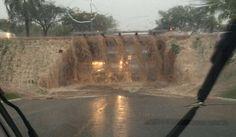 Notícias - MUITA ÁGUA: Brasília já registrou 47 por cento acima da média de chuvas de janeiro, diz Inmet
