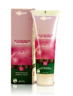 Cell Renewing Aloe Gel 96%. Perfect for my skin and hair!