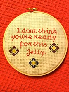 velvetandbone beyonce cross stitch