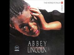 Abbey Lincoln - La lune est grise (How High the Moon) - YouTube