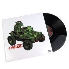 Gorillaz: Gorillaz Vinyl 2LP