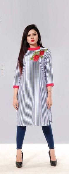 Follow me Maliha Tabassum Pakistani Fashion Casual, Pakistani Outfits, Indian Outfits, Indian Fashion, Kurta Designs, Blouse Designs, Ethnic Trends, Mode Hijab, Indian Designer Wear