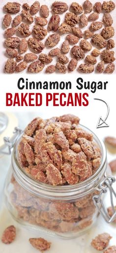 Use monk fruit or erythritol instead of sugar to make keto Pecan Recipes, Candy Recipes, Snack Recipes, Dessert Recipes, Cooking Recipes, Finger Food Desserts, Candied Pecans Recipe, Sugared Pecans, Candied Nuts