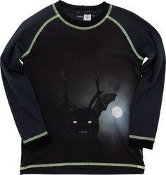 Molo Roger - Dark Iron 2014 #black #panther #moon