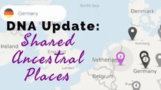 New MyHeritage DNA Feature: Shared Ancestral Places Alive Quotes, My Heritage, Library Of Congress, Genetics, Ancestry, Family History, Genealogy, Dna, Places