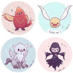 Aw so cute *then you see the last one*...ya know, your cute but haha no *runs*