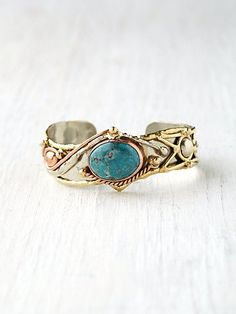Natalie B Spiritual Harmony Cuff at Free People Clothing Boutique