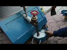 [Demo Video] Plastic Melter Densifier (Waste Plastic Recyling into bricks etc.) - YouTube Plastic Soldier, Diy Home Repair, Mechanical Engineering, Bricks, Interior Design Living Room, Reuse, Repurposed, How To Make Money, Arts And Crafts