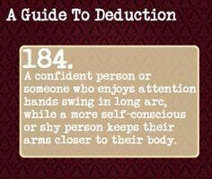 Psychology of Sherlock Writing Tips, Writing Prompts, Writing Challenge, Essay Writing, Guide To Manipulation, The Art Of Manipulation, A Guide To Deduction, Detective, The Science Of Deduction