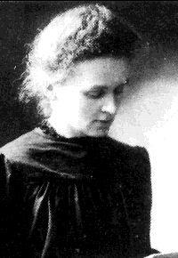 Marie Curie, a famous INTP
