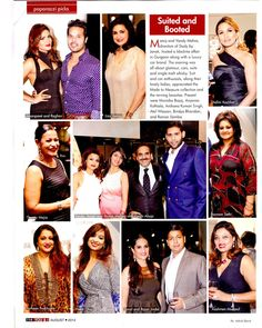 @You&I Magazine covers #BlackTie event hosted by @Manojmehra & @VandyMehra director @StudyByJanak with a #luxury #car brand. The evening was all about #glamour, #luxury #cars, #suits and #singlemalt.