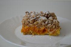 Meruňkový koláč | brydova.cz Apple Pie, Food, Essen, Meals, Yemek, Apple Pie Cake, Eten, Apple Pies