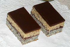 Orechovo-makový koláč (fotorecept) - recept | Varecha.sk Tiramisu, Ethnic Recipes, Desserts, Food, Basket, Bakken, Tailgate Desserts, Deserts, Essen