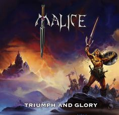 "MALICE ""TRIUMPH AND GLORY"" Album Review By Iron Mathew 8/10 Malice are a heavy metal band from the USA formed in 2010 who released their debut single in 2012, followed by their debut album the following year. The album opens with the self titled 'Malice' which lyrically is prophetic of what Malice (the band) are…"
