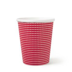 10 oz Paper Cups - Red (($))