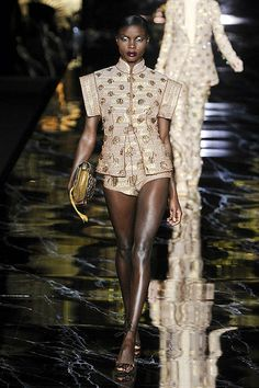 Louis Vuitton Spring 2011 Runway - Louis Vuitton Ready-To-Wear Collection