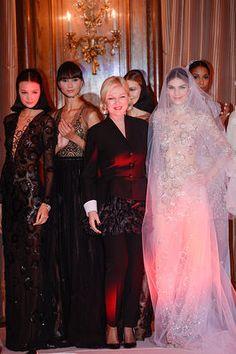 Yulia Yanina - Haute couture - Printemps-été 2013 designer