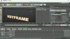 CINEMA 4D tutorial: Manipulating keyframes in the timeline | lynda.com