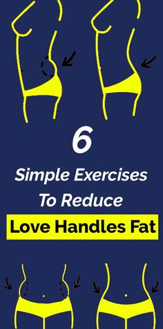 6 Simple Exercises to Get Rid Of Love Handles In Few Weeks - Pinning Everything - Fat Burning Wellness Quotes, Wellness Fitness, Health And Wellness, Health Fitness, Health Exercise, Natural Health Tips, Natural Health Remedies, Health And Beauty Tips, Herbal Remedies
