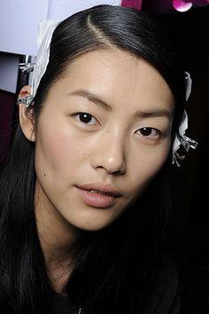 Liu Wen: no make-up makeup