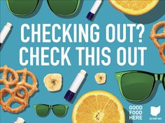 Take a look at the clever promotional materials Ohio Department of Health developed for Ohio's healthy checkout aisles! (Ohio Department of Health, Eat Right, Made Goods, Ohio, Clever, Good Food, Veggies, Fruit, Healthy, Eating Well