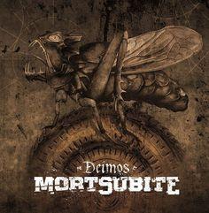 """[CRÍTICAS] MORTSUBITE (ESP) """"Deimos"""" CD 2016 (Compañeros de Tumba)"""