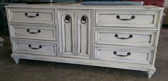 """There is something about these vintage 70s pieces that just lend themselves to being painted and brought back to life. Don't you agree?  The dimensions are 72"""" L, 20"""" W, 32"""" H. SOLD!! for $375 https://www.pinterest.com/shabbychictexas/my-shabby-chic-dressers/"""