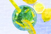 "New artwork for sale! - "" Lemon The Freshness Of The Mojito  by PixBreak Art "" - http://ift.tt/2lZcNDo"