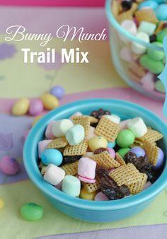 Bunny Munch Trail Mix