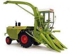 CLAAS JAGUAR 60SF - Tractors - Big machines - Die-cast | Hobbyland Scale model аgricultural machinery made of metal / Die-cast / in 1:32 scale manufactured by Universal Hobbies.