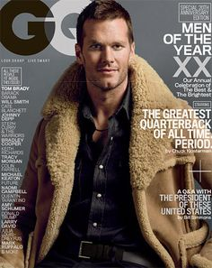 Man Of The Year #TB12 #Patriots