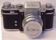 Vintage+VERY+RARE+Rectaflex+35mm+SLR+Camera+Made+by+MaAndPasAttic,+$900.00