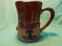 Takahashi Mug, Chefs Head Pottery Mug by Takahashi San Francisco- Vintage Takahashi Mug by SETXTreasures on Etsy
