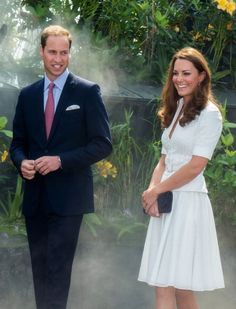 Will and Kate 2012